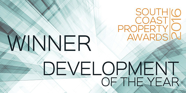 Development of the Year Award 2016
