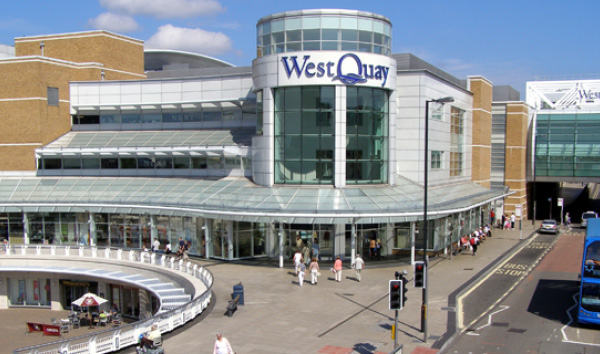 West Quay Shopping Centre