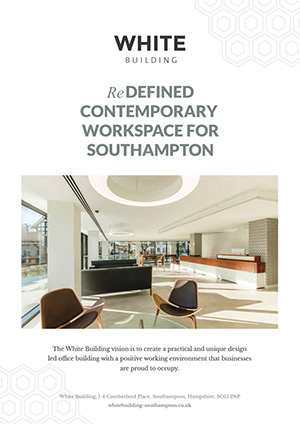White Building Southampton Brochure Cover