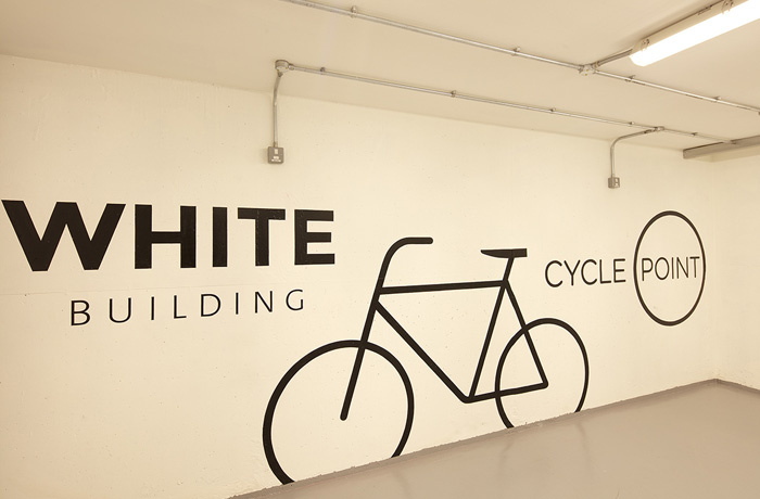White Building Gallery Image
