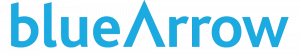 Blue Arrow company logo